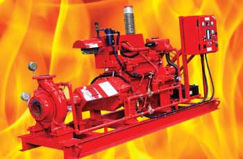 Fire Pumps & Controllers