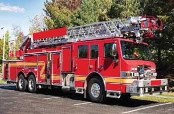Fire Trucks & Vehicles