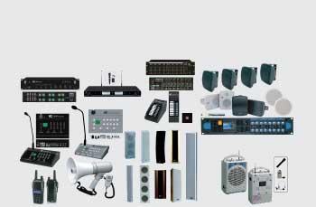 Public Address & Sound System